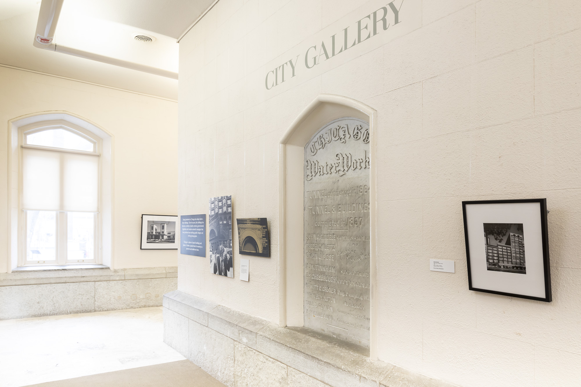 City Gallery in the Historic Water Tower